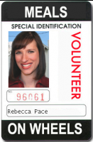 Becky Pace Meals on Wheels ID