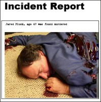 Jared Plunk incident report