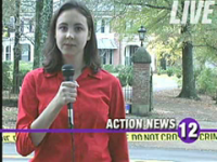 TV News Report on Fontaine murder