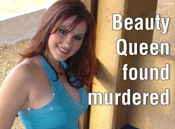 murdered beauty queen