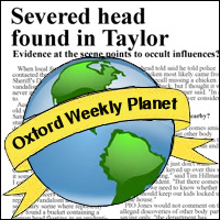Severed head found in Taylor, MS