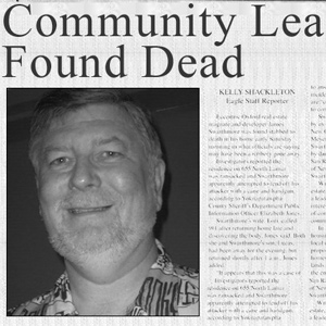 HOA president found dead after meeting