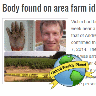 Body found on area farm IDed