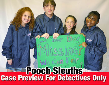 pooch sleuths