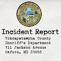 Body found incident report