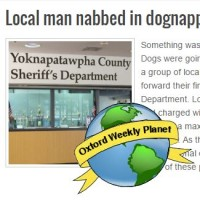 Local man nabbed in dognapping scheme