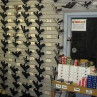 Sales records of .38 handgun and ammunition purchases