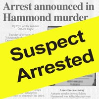 Arrest announced in Hammond murder