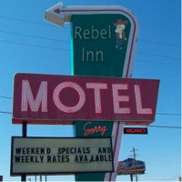 Investigators spoke to motel employees about the victim and his two traveling companions