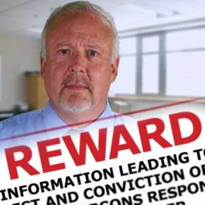 COP offers reward in Miller murder