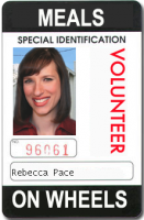 Becky Pace's Meals on Wheels ID