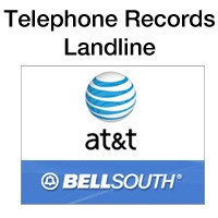 Phone records for the landline at Missy Hammond's residence