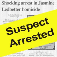 The Oxford Eagle reports on the arrest