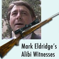 Detectives interviewed Mark Eldridge's hunting companions