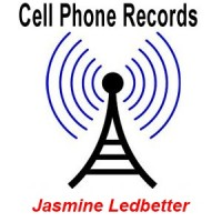 Jasmine Ledbetter's cell phone records