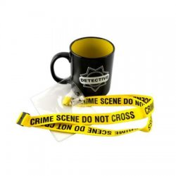 Shop at Crime Scene