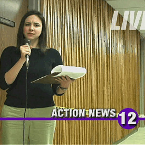 Action News has the story of murder at the pageant
