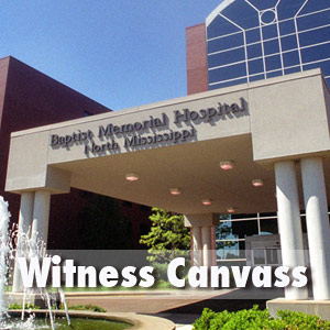 Canvass – hospital employees