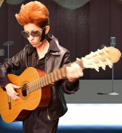 Rose Marie Pearson, Elvis tribute artist
