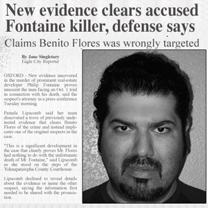 New evidence in Fontaine case?