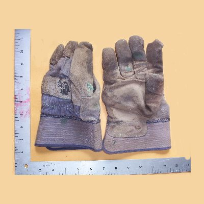 Did tests on the work gloves ID the killer?