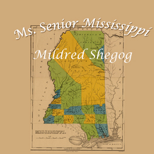 Mrs. Mildred Shegog named Ms. Senior Mississippi