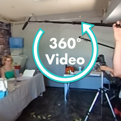 Crime Scene 360 presents Filming Naomi