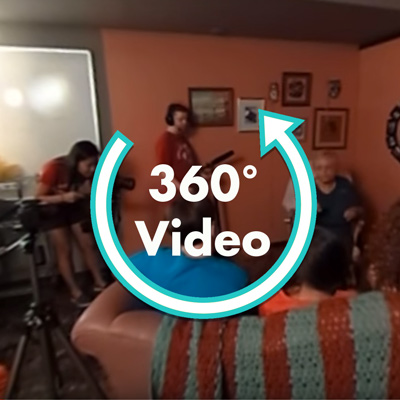 Crime Scene 360 presents Filming Zina