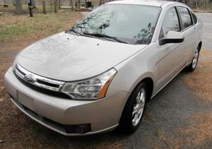 2009 Ford Focus SES Class A