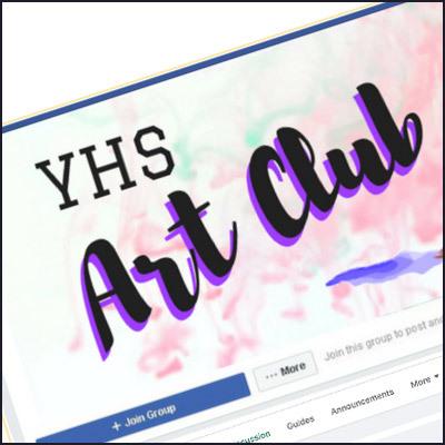 Canvass – YHS Art Club