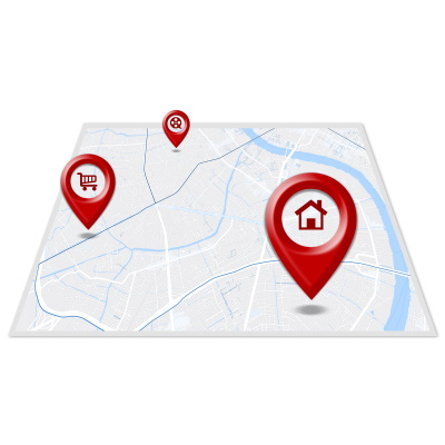GPS tracker data