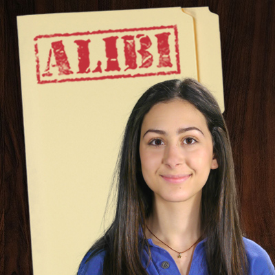 Alibi check – Lizzie Miller #2