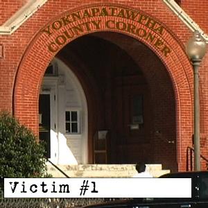 Coroner's Summary Report - victim #1