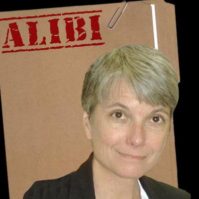 Christine Fisher alibi canvass