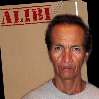 Gill alibi canvass