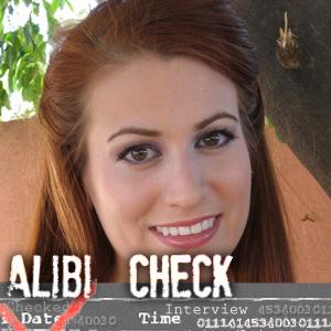 Elena Harte alibi check