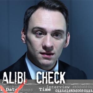 Jeff Harte alibi check