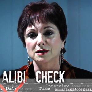 Rita Pearce alibi check