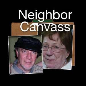 Wyatt neighbor canvass