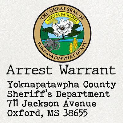 Arrest Documents