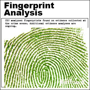Moran case fingerprint analysis - updated