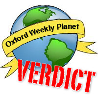 Oxford Weekly Planet Crime Beat covers Flores case