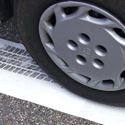 Tire tread examination