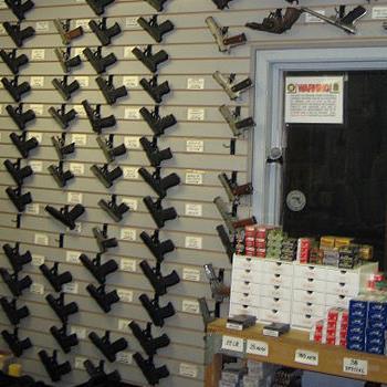 .38 handgun & ammo sales