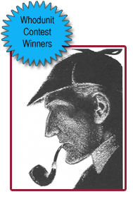 View the Whodunit Contest Winners
